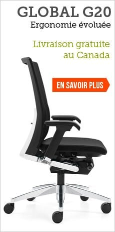 Ergonomiv Chair G20
